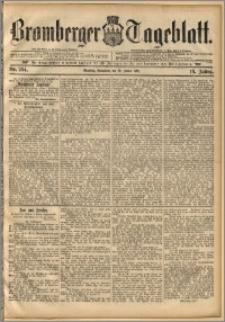 Bromberger Tageblatt. J. 16, 1892, nr 254