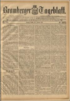 Bromberger Tageblatt. J. 16, 1892, nr 256