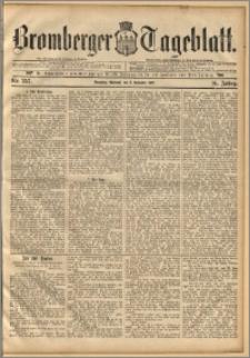 Bromberger Tageblatt. J. 16, 1892, nr 257