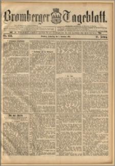 Bromberger Tageblatt. J. 16, 1892, nr 258