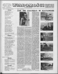 Wiadomości, R. 16 nr 42 (811), 1961