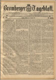 Bromberger Tageblatt. J. 16, 1892, nr 263