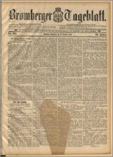 Bromberger Tageblatt. J. 16, 1892, nr 266