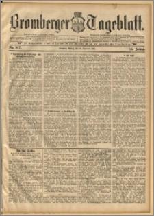 Bromberger Tageblatt. J. 16, 1892, nr 267