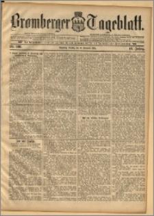 Bromberger Tageblatt. J. 16, 1892, nr 268