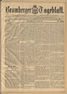 Bromberger Tageblatt. J. 16, 1892, nr 269