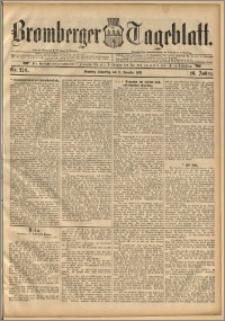 Bromberger Tageblatt. J. 16, 1892, nr 270