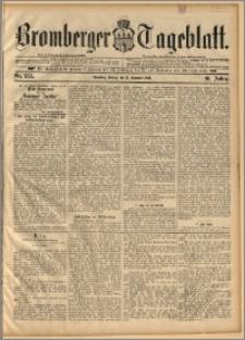Bromberger Tageblatt. J. 16, 1892, nr 273