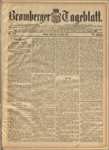 Bromberger Tageblatt. J. 16, 1892, nr 279