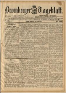 Bromberger Tageblatt. J. 16, 1892, nr 281