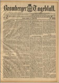 Bromberger Tageblatt. J. 16, 1892, nr 284