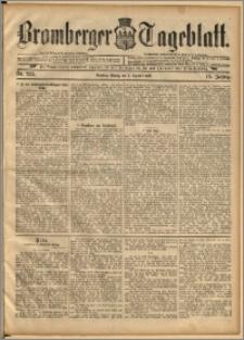 Bromberger Tageblatt. J. 16, 1892, nr 285