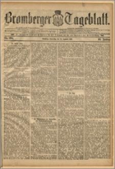 Bromberger Tageblatt. J. 16, 1892, nr 294