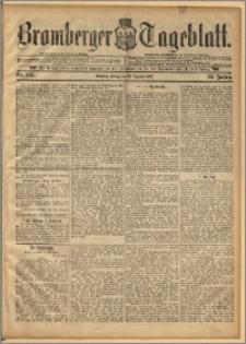 Bromberger Tageblatt. J. 16, 1892, nr 301