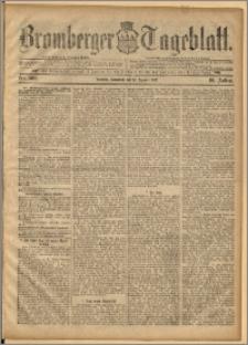 Bromberger Tageblatt. J. 16, 1892, nr 302