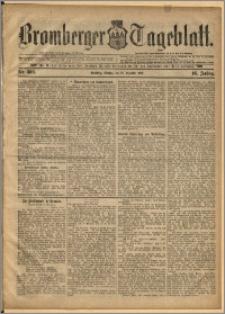 Bromberger Tageblatt. J. 16, 1892, nr 303