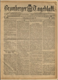 Bromberger Tageblatt. J. 16, 1892, nr 306