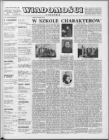 Wiadomości, R. 16 nr 45 (814), 1961