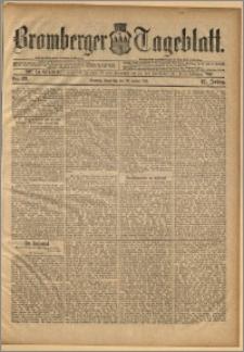 Bromberger Tageblatt. J. 17, 1893, nr 22