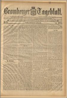 Bromberger Tageblatt. J. 17, 1893, nr 34