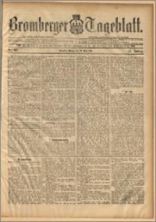 Bromberger Tageblatt. J. 17, 1893, nr 67