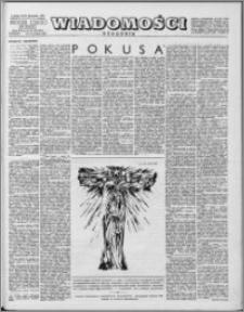 Wiadomości, R. 16 nr 52/53 (821/822), 1961