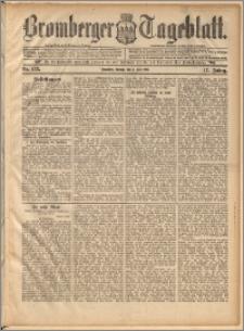 Bromberger Tageblatt. J. 17, 1893, nr 153