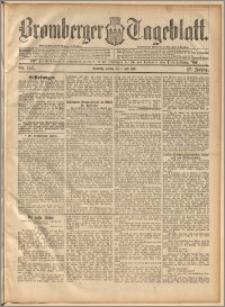 Bromberger Tageblatt. J. 17, 1893, nr 157