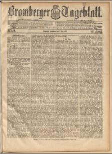 Bromberger Tageblatt. J. 17, 1893, nr 158