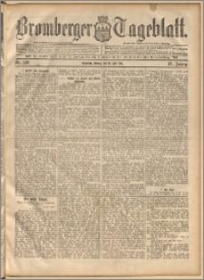 Bromberger Tageblatt. J. 17, 1893, nr 159