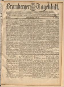 Bromberger Tageblatt. J. 17, 1893, nr 172