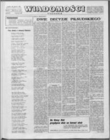 Wiadomości, R. 15 nr 1 (718), 1960