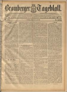 Bromberger Tageblatt. J. 17, 1893, nr 173