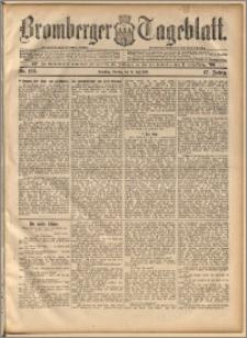 Bromberger Tageblatt. J. 17, 1893, nr 176