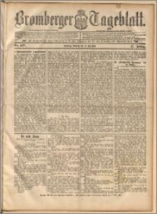 Bromberger Tageblatt. J. 17, 1893, nr 177