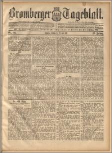 Bromberger Tageblatt. J. 17, 1893, nr 171