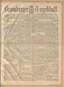 Bromberger Tageblatt. J. 17, 1893, nr 180
