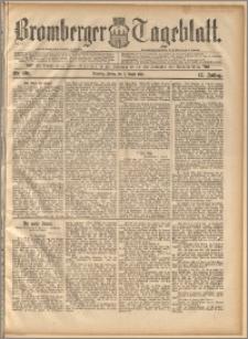 Bromberger Tageblatt. J. 17, 1893, nr 181