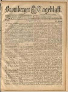 Bromberger Tageblatt. J. 17, 1893, nr 184
