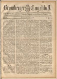 Bromberger Tageblatt. J. 17, 1893, nr 188