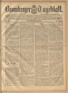 Bromberger Tageblatt. J. 17, 1893, nr 189