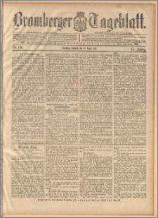 Bromberger Tageblatt. J. 17, 1893, nr 191