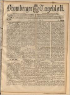Bromberger Tageblatt. J. 17, 1893, nr 192