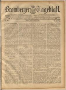 Bromberger Tageblatt. J. 17, 1893, nr 193