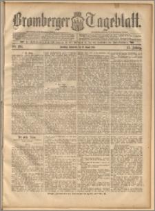 Bromberger Tageblatt. J. 17, 1893, nr 194