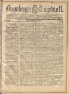 Bromberger Tageblatt. J. 17, 1893, nr 197