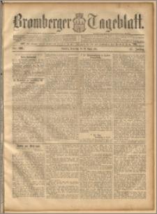 Bromberger Tageblatt. J. 17, 1893, nr 198