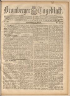 Bromberger Tageblatt. J. 17, 1893, nr 199