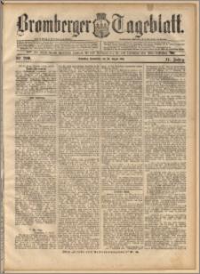 Bromberger Tageblatt. J. 17, 1893, nr 200