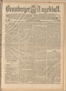 Bromberger Tageblatt. J. 17, 1893, nr 202